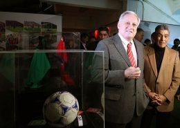 Tour & Museo selección Chilena Estadio Nacional